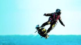 Flyboard air, terbang ala green goblin