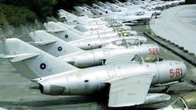 MiG, si ganas asal Rusia