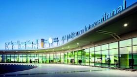 Dubai International Airport, ganti counter check-in dengan aquarium virtual