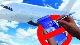 AS dan Inggris larang penumpang pesawat bawa gadget