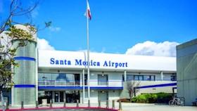 Bandara bersejarah Santa Monica ditutup 2028