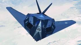Kenapa disebut pesawat siluman