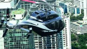 HeliCity, transportasi bebas macet