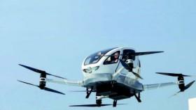 Ehang 184, taksi udara otonom pertama di dunia