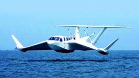 AirFish 8, si kapal laut terbang