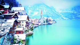 Hallstatt, desa tambang garam tertua nan tercantik di dunia