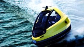 Mini Jet Spider, yacht terkecil sejagat