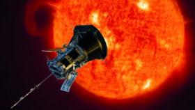 Misi penelitian matahari dari jarak dekat