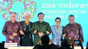 Dibalik suksesnya Annual Meeting IMF-World Bank