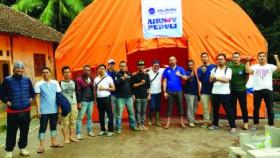 AirNav bangun posko peduli tsunami Selat Sunda