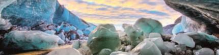 Crystal Cave, Islandia, gua kristal es layaknya negeri dongeng