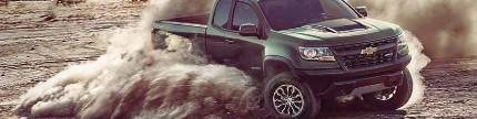 Double cabin Chevrolet perbesar otot Colorado