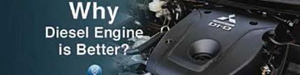 Lebih tahu tentang mesin diesel di VIA