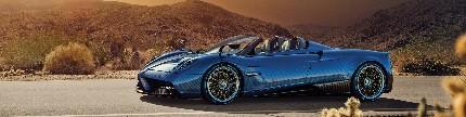 Pagani Huaira roadster, dilahirkan kembali