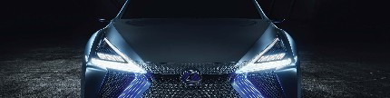 Lexus LS+ Concept, tak butuh pengemudi