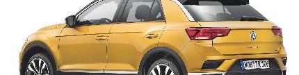 VW T-Roc, saat golf ingin tampil tinggi