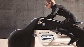 BMW Motoradd Vision Next 100