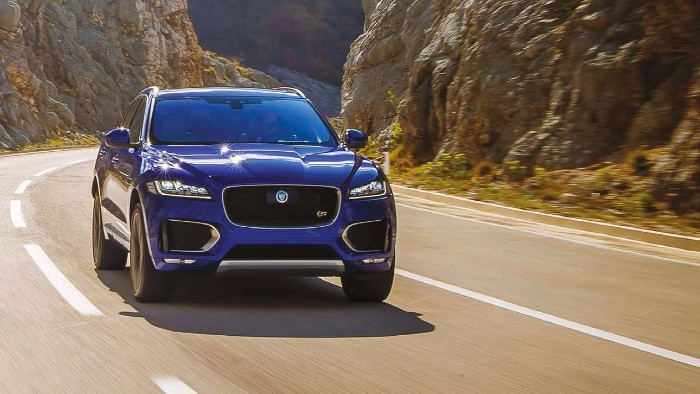 the first of his name jaguar f pace edisi 86 autoexpert. Black Bedroom Furniture Sets. Home Design Ideas