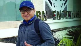 Erwin Andhika, ST, komisioner KPID Kalimantan Barat