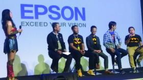 Epson sajikan Epson Projector Solution Showcase