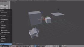 Praktis membuat grafis dan animasi 3D