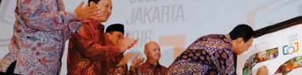 Color of Jakarta 2016, potret pertumbuhan kota dan fasilitas publik