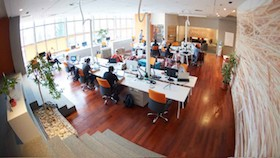 Virtual office & co-working space