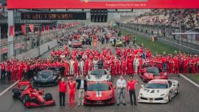 Seri Ferrari Challenge Trofeo Pirelli Asia Pacific Race 2