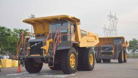 Volvo CE luncurkan secara resmi rigid hauler di Asia - Pasifik