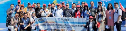 """XCMG International Customers Festival"""
