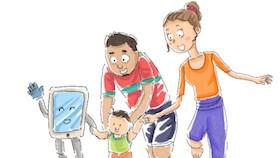 Menjadi orangtua dari generasi alpha
