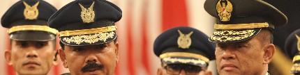 Bersih-bersih ala panglima TNI