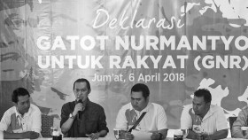 Peluang Gatot sebagai presiden tergantung langit