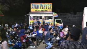Ayam Penyet Surabaya sukses kembangkan food truck