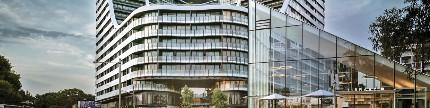Sukses memasarkan apartemen mewah di pasar global