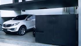 Desain carport