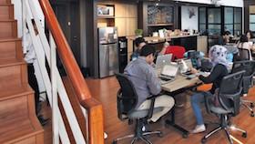 Ruang usaha, definisi baru area kerja