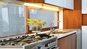 Ide desain dapur Talita Setyadi, karib dengan alam