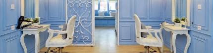 Ruang usaha, romantis ala Perancis