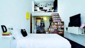 4 inspirasi ruang baca