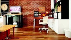 Lantai vinil, alami mirip aslinya