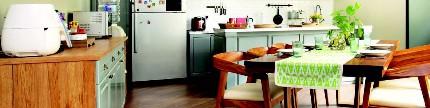 Siasat dapur di lahan asimetris