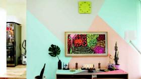 Rumah kumpul penuh warna