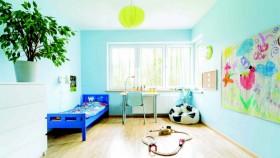 Ciptakan rumah sehat mulai dari dinding
