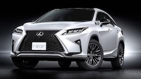 Lexus, Turbocharged luxury