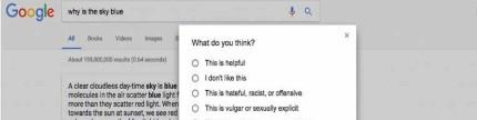 Perangi hoax, Google gunakan umpan balik pengguna