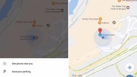 Hadir di Indonesia pengingat lokasi parkir berbasis Google Maps
