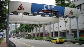 ERP, gerbang penangkal kemacetan