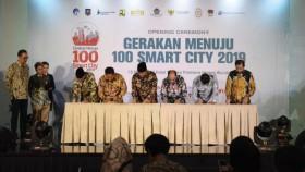 Gerakan smart city resmi bergulir