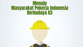 Menyambut 50 tahun K3 nasional tantangan dan harapan K3 Indonesia